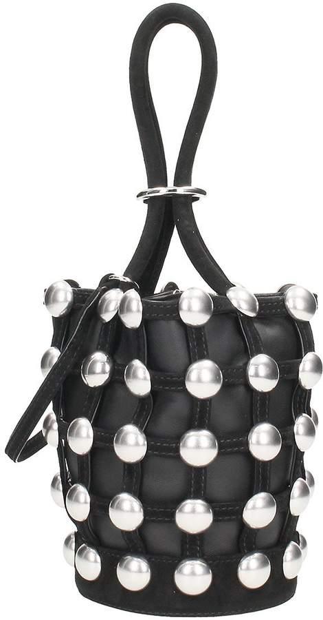 Alexander Wang Dome Stud Mini Roxy Bucket Bag