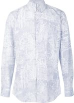 Vivienne Westwood Man - 'Krall' shirt - men - Cotton - 50