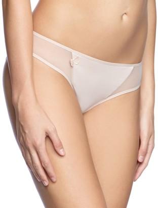 Passionata Women's Miss Joy Brief - White - Wei (10) - 10 (Brand size: 36)