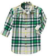 Gymboree Flannel Shirt