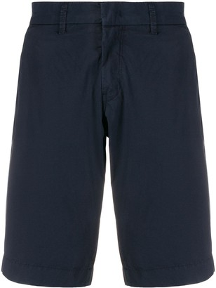 Fay Straight Bermuda Shorts