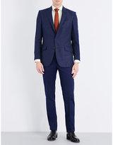 Richard James Regular-fit Linen And Wool-blend Suit
