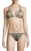 Camilla Chinese Whispers Two-Piece Ball Bikini