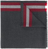 Bally striped woven scarf - women - Wool - One Size