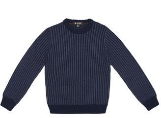 Loro Piana Kids Silk and cashmere sweater