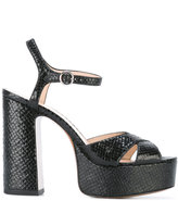 Marc Jacobs Lust platform sandals - women - Leather - 37