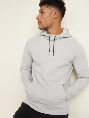 Old Navy Dynamic Fleece Pique Pullover Hoodie for Men