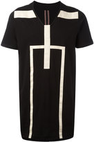 Rick Owens V-neck T-shirt - men - Cotton - S