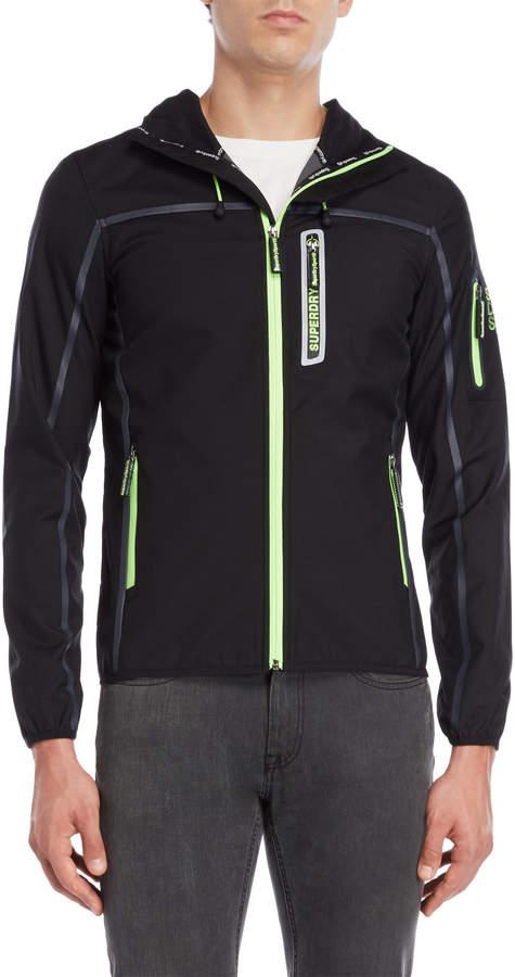 Superdry Sport Wind Tracker Jacket