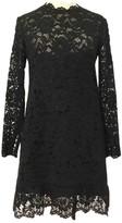 Valentino Garavani Black Lace Dress for Women