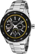 Seiko Men's SNT023 Dial Stainless Steel Watch