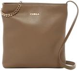 Furla Julia Chain Small Leather Crossbody