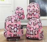 Pottery Barn Kids Mackenzie Chocolate Kitty Backpacks
