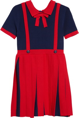 Gucci Pleated Dress