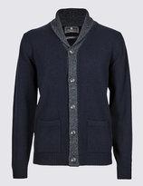 Marks And Spencer Shawl Collar Cardigan