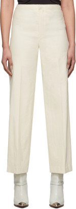 Isabel Marant Off-White Steve Trousers