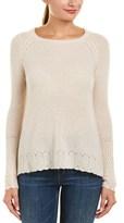 Velvet by Graham & Spencer Dalona Cashmere Sweater.
