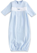 Kissy Kissy Fly Away Pima Sleep Sack, Blue, Size Newborn-Small