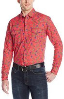 Wrangler Men's 20x Long Sleeve Snap Woven Shirt