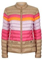 Bogner Gisa-D Quilted Colour Stripe Jacket