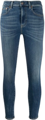 Polo Ralph Lauren High-Rise Skinny Jeans