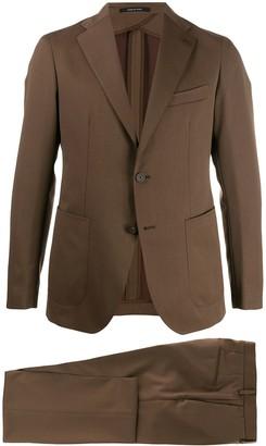Tagliatore regular two piece suit