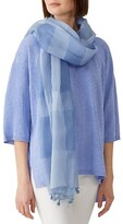 Thumbnail for your product : Eileen Fisher Sheer Grid Scarf
