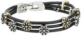 Lucky Brand Flower Woven Bracelet Bracelet