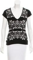 Chanel Wool-Blend Knit Sweater