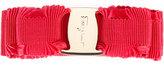Salvatore Ferragamo hair clip-on - women - Cotton/Plastic/Rayon/Brass - One Size