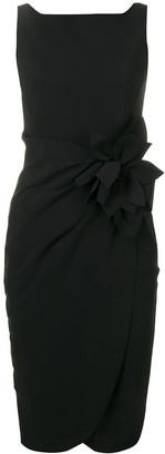 Le Petite Robe Di Chiara Boni Flower Dress