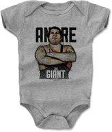 500 Level Andre The Giant Sketch K Wrestling Kids Onesie 6-12M