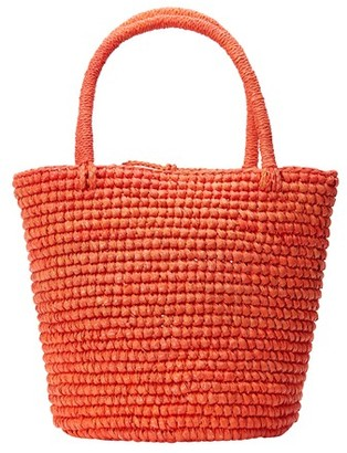 Sensi Large straw bag
