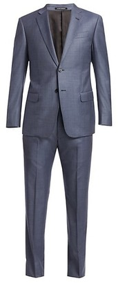Emporio Armani Virgin Wool Suit