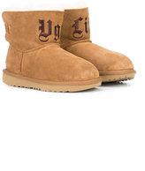 Jeremy Scott UGG x Ugg Life ankle boots