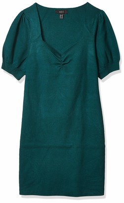 Forever 21 Women's Plus Size Ruched Sweater Dress