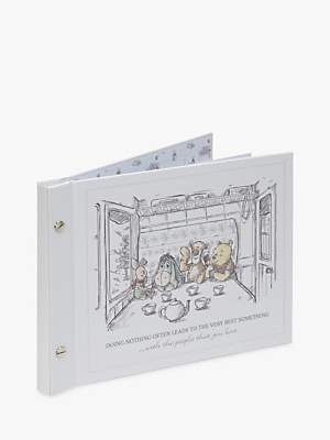 Winnie The Pooh Christopher Robin Photo Memory Book