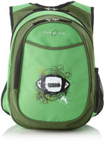 Asstd National Brand Obersee Football Kids All-In-One Backpack with Integrated Cooler