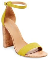 Gray And Yellow Heels - ShopStyle