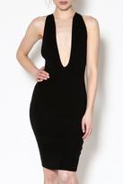 Hera Ribbed Sleeveless Dress