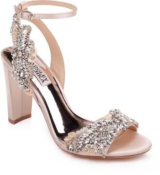 Badgley Mischka Libby Ankle Strap Sandal