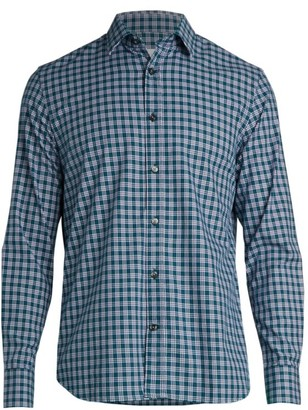 Nominee Long-Sleeve Plaid Shirt