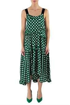 Trelise Cooper Pleat Wave Dress