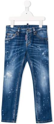 DSQUARED2 regular jeans