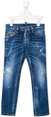DSQUARED2 Regular Jeans