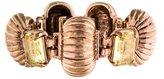 Isaac Mizrahi Crystal Link Bracelet