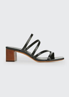 Vince 50mm Elita Strappy Slide Sandals