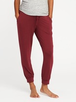 Old Navy Maternity Cropped Sleep Pants