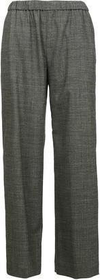 Aspesi Straight-leg Ribbed Trousers