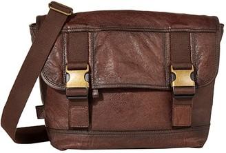 Frye Cody Messenger (Black) Messenger Bags